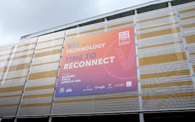 Highlight of Vivatechnology2021 - SINEORA Live